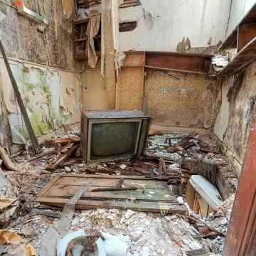Gefährdete Räume ausräumen
