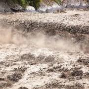 Entstehung durch extremen Regen