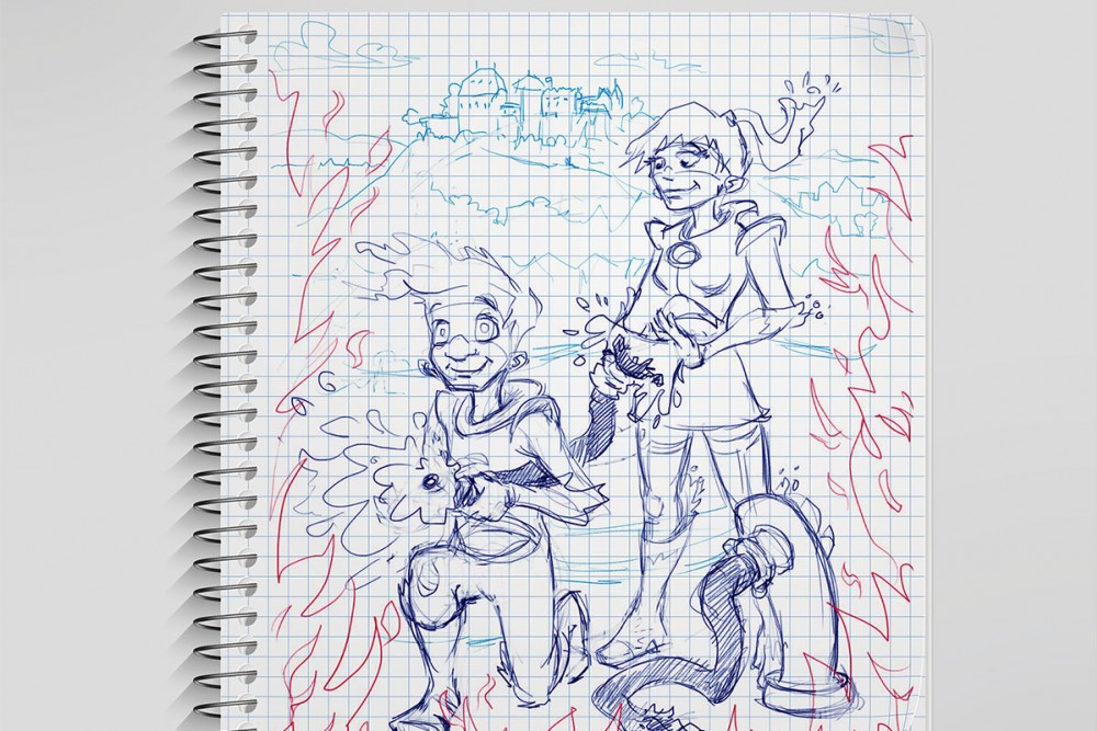Comic Schülertage